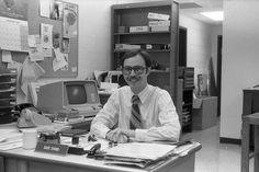 U2S5B04F25N010 - Dave Evans by Cincinnati State Archives, via Flickr