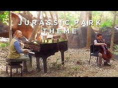 Jurassic Park Theme - The Piano Guys - YouTube