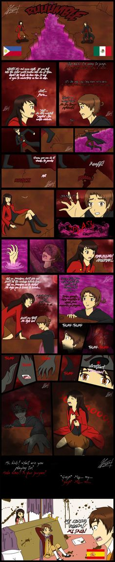 Such dangerous games by sayuri12moonlight.deviantart.com on @deviantART