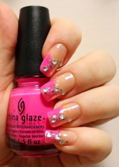 Goodly Nails: Pinkit ihanuudet