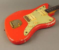 1964 Fender Jazzmaster ...The most beautiful guitar I've seen in a while.