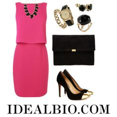 """""""Golden Chic"""" by idealbio on Polyvore"""