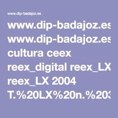 www.dip-badajoz.es cultura ceex reex_digital reex_LX 2004 T.%20LX%20n.%203%202004%20sept.-dic RV000002.pdf