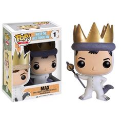Max from Where The Wild Things Are funko pop vinyl