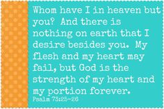 My favorite verses! (These & Romans 5:8)