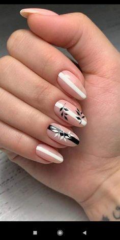 Judy Nails, Diy Acrylic Nails, Cute Nail Art Designs, Nails 2018, Bridal Nails, Flower Nails, Stylish Nails, Perfect Nails, French Nails