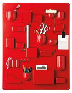 Uten.silo I rosso, Vitra, design Dorothee Becker