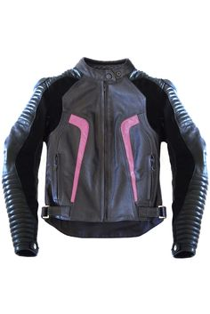 The Silhouette w/Quilting - Custom Leather Motorcycle Jacket