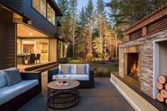 MainVue | A Home Builder in Seattle and Dallas | This is outdoor living at its finest.