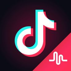 Tik tok logo black Tik Tok in 2019 Tik tok, Background