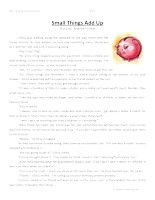Wow! This site has TONS of Reading Comprehension Passages with 5 Comprehension Questions per passage. FREE pdf's!! AWESOME!