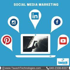 Social Media Marketing Companies, Social Media Branding, Social Media Tips, Social Networks, Content Marketing, Digital Marketing, After Christmas Sales, People In The Us, Branding Services