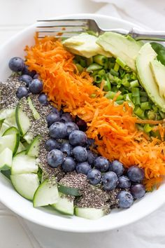 December Detox Salad « back to her roots