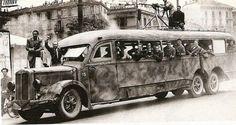 25 aprile 1945 - Porta Romana, Milano #milano #fotografia #storia #liberazione #resistenza #politica