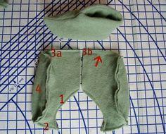 maya * gemaakt: elf slippers: een tutorial