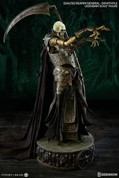 Court of the Dead Exalted Reaper General Legendary Scale(TM) | Sideshow Collectibles