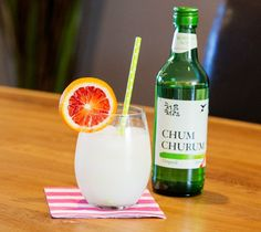 Since it is St. Patrick's Day, I thought it would be appropriate to share a cocktail recipe. Our fridge is constantly stocked with a few basics: milk, yogurt, string cheese, eggs, strawberries and soju! What is soju you ask? Well, soju which is packaged in a distinct bright green bottle, is Korea's national liquor and Read More