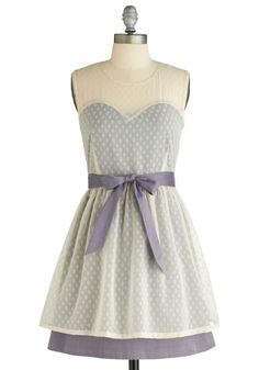 Tulle Clothing Walk with Me Dress | Mod Retro Vintage Dresses | ModCloth.com $75