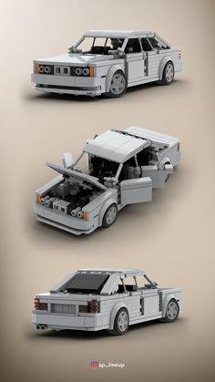Lego Moc, Lego Duplo, Mandalorian Ships, Amg Logo, Lego Racers, Bmw Z8, Lego Machines, Lego Sculptures, Lego Pictures