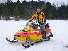 snow mobile #funrides#wintersports