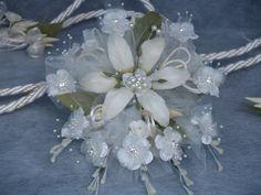 Wedding Lasso Ivory Handmade