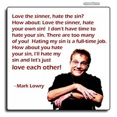 Hate Sin