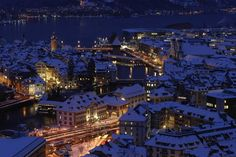 Zurich Switzerland, Best Christmas Cities in Europe