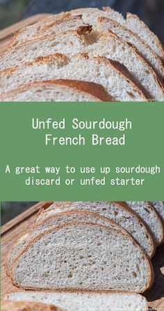 A Messy Kitchen: Unfed Sourdough Starter French Bread – Knitting Sourdough French Bread Recipe, Sourdough Starter Discard Recipe, Sourdough Recipes, Sourdough Bread Machine, Yeast Starter, Pan Dulce, Filet Mignon Chorizo, Biscotti, Think Food