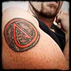 New Atheist Tattoo 2 of 2 (06.29.11)