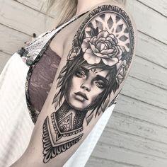 Fun tattoo! thank you @b.r.y.s.t.a.l !!!!