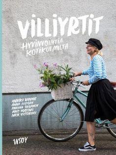 Ullan Luetut kirjat: Annika Hannus, Anna Nyman, Pauliina Toivanen, Aino...