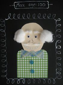 sugarlily cookie company: day of school self-portraits 100th Day Of School Crafts, School Art Projects, 100 Days Of School, Classroom Crafts, Kindergarten Activities, Educational Activities, 100s Day, School Portraits, Jr Art