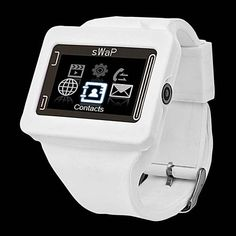 USB Phone Watch with Touchscreen and Camera