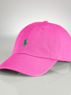 Pink and Green Pearls. Pink and GREEN ralph lauren polo hat e57e96d0040