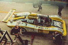1978 Renault Alpine A442 B (Didier Pironi)