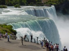 Such an awesome place to visit.  Pictures just do NOT do justice to the EXPERIENCE of Niagara Falls!