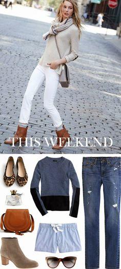 CHIC COASTAL LIVING: Weekend Picks... fall fashion