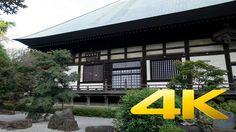 JOSHINJI TEMPLE – 九品仏浄真寺- 4K Ultra HD