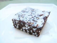 DIY: Chocolate Vegan Protein Bars (No-Bake, No Fuss!)