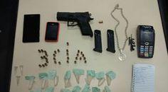 CIDADE: Bandido troca de tiros com Polícia em Araruama e m...