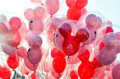 Valentine's Day ballons