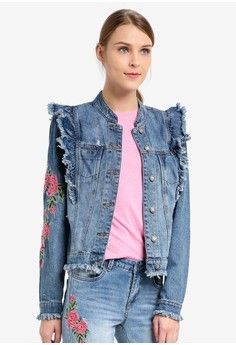 The Best Denim Jackets For All Occasions In 2019 Denim Fashion