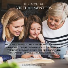 Virtual Mentors: Books, Blogs & Podcasts. Be careful who you choose to speak into your life! Word Out, Sit Up, You Choose, How To Become, How To Make, Best Mom, Reign, Books To Read