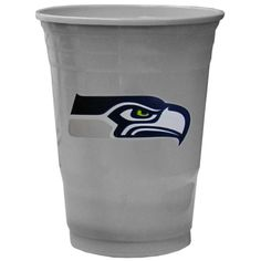 Seattle Seahawks Game Day Cups www.thesportsfanzone.com