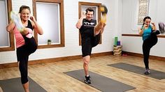 45-Minute Bodyweight Bootcamp Workout You Can Do Anywhere - YouTube