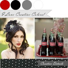 Creative Details: I love creative colors! xo  http://www.theperfectpalette.com/2011/07/colors-i-love-sweet-vintage-creative.html