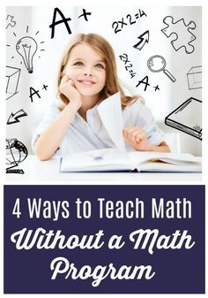 Kids who struggle with math often use immature math strategies and need to be taught more effective ways of solving problems to get caught up on math. Here are some ways to teach math without a math program. Math Activities For Kids, Math For Kids, Fun Math, Homeschool Math Curriculum, Homeschool Curriculum, Homeschooling Resources, Math Strategies, Math Resources, Teaching Reading