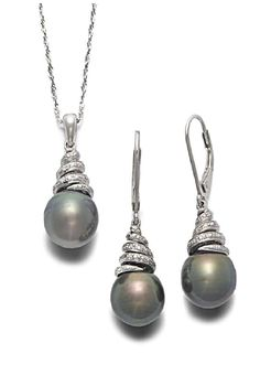 Cyber Sunday Monday Special: $129 Cultured Tahitian Pearls