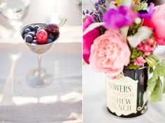 fruit-succulent-floral-centerpieces/ by Soigné Productions, Holly Floral, Nancy Neil Photography