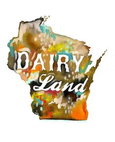 Wisconsin. It totally counts if you bought something in the state :)